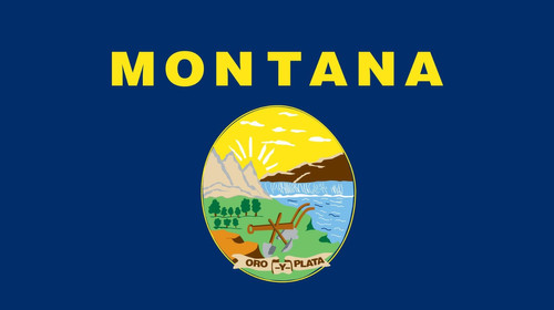 Montana: Land Of Mountains