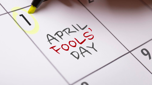 The Fascinating Origin Of April Fool's Day (How Did It Start?)