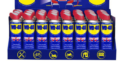 WD-40 Origin: Who Invented It And What The Name Means