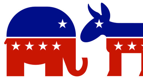 How The Democrats And Republicans Got Their Logos (Donkey and Elephant)