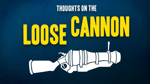 Where Did The Term 'Loose Cannon' Come From?