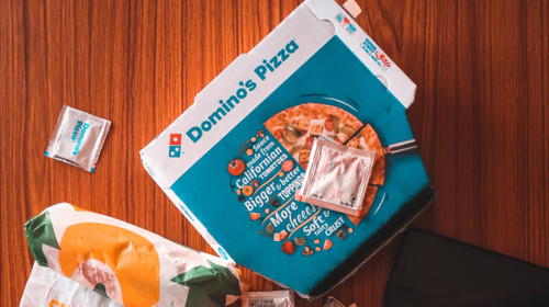 The Origin Of Domino's Pizza: Who Started It?