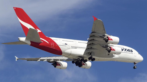 Qantas: The Airline From Down Under